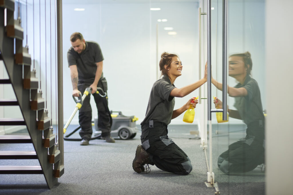 Commercial Cleaning Leaders